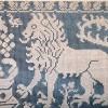 Tovaglia dei leoni