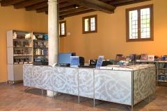 Area ingresso e biglietteria, Museo del Merletto di Burano